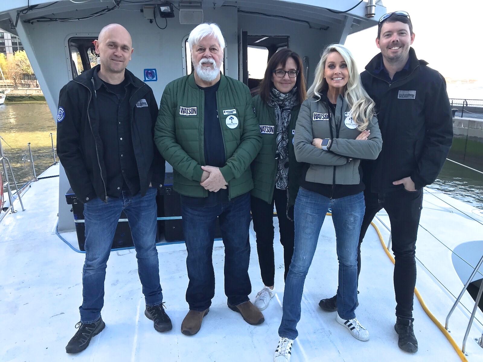 Farrah Smith Sea Shepherd